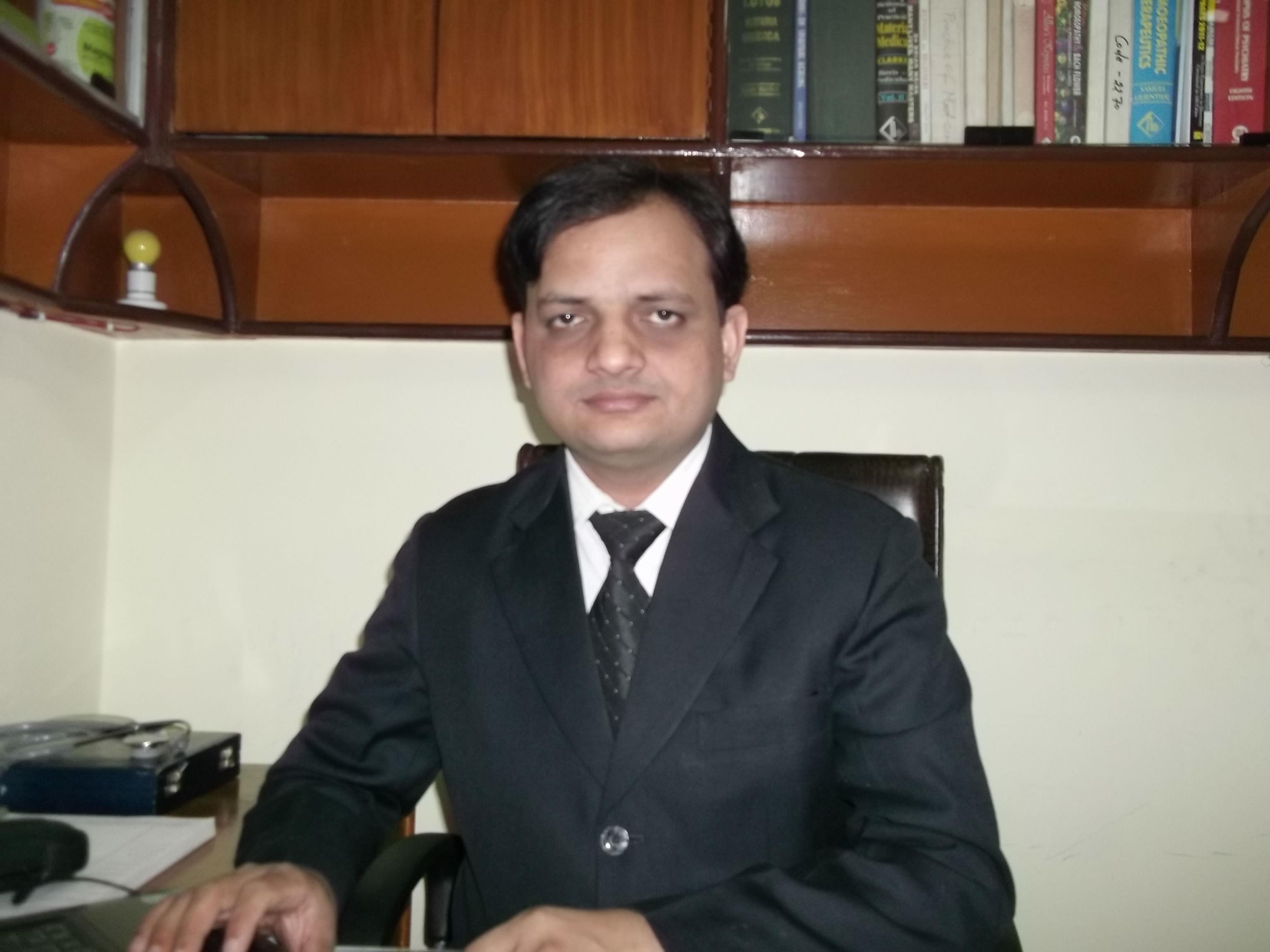 Dr Ram Kumar  Bhms, Md